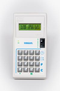 Caricatore di Microchip - CB1C