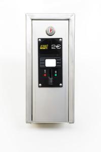 Gettoniera Temporizzata a Moneta da 2 Euro - GET12T20