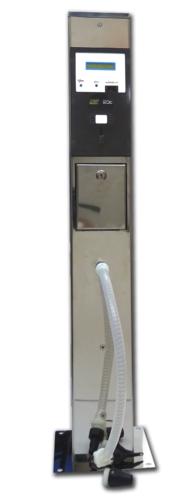 Colonnina per Gonfiabili con Chip e Gettone/Moneta – SOF1